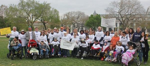 Team LGS Foundation Raising Awareness of Lennox-Gastaut Syndrome in Washington, DC