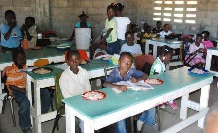 feeding program in schools