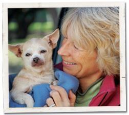 Founder Lynn Cuny and Segunda