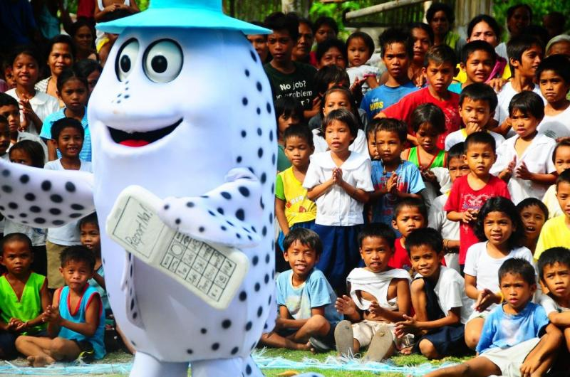 Rare uses mascots to help raise excitement and awareness for conservation issues.