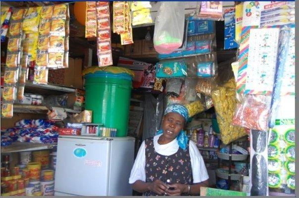 AAF Microfinance Benefactor