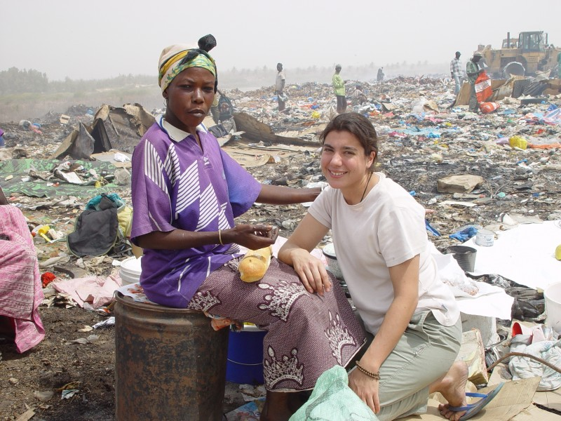 volunteer in senegal