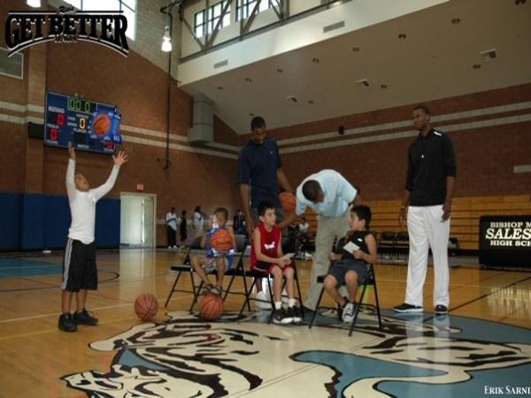 Rico's Get Better League NBA Pro-Day