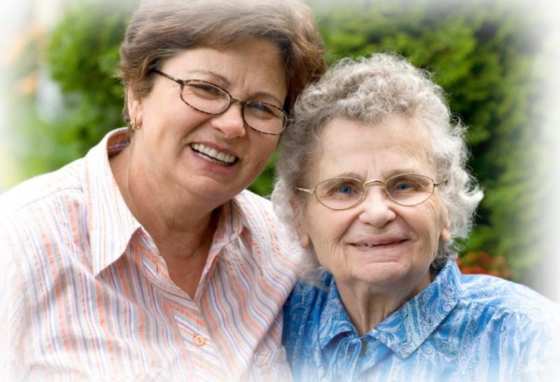 We help you stay in your home and support the family members who provide your care.