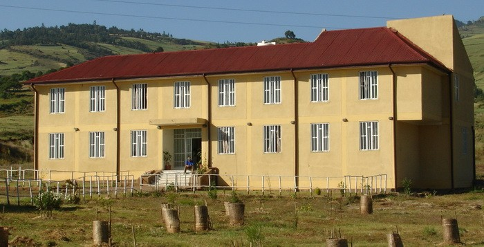 ICA orphanage in Ethiopia