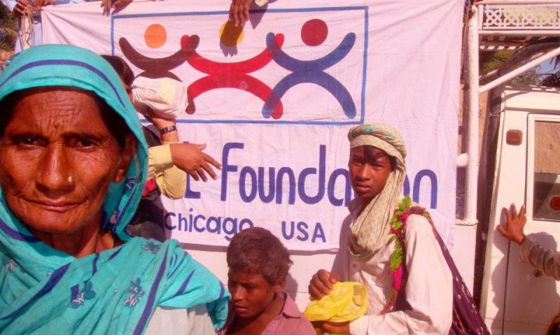 Flood Relief Assistance in Pakistan, 2012