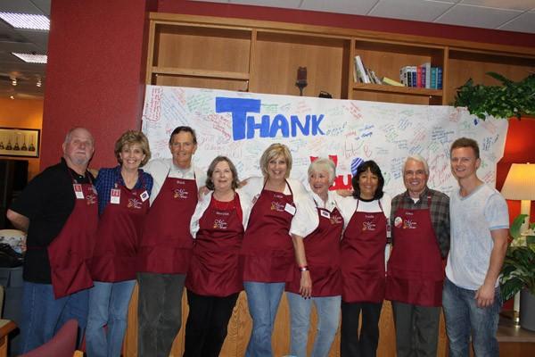 PHFS Volunteers!