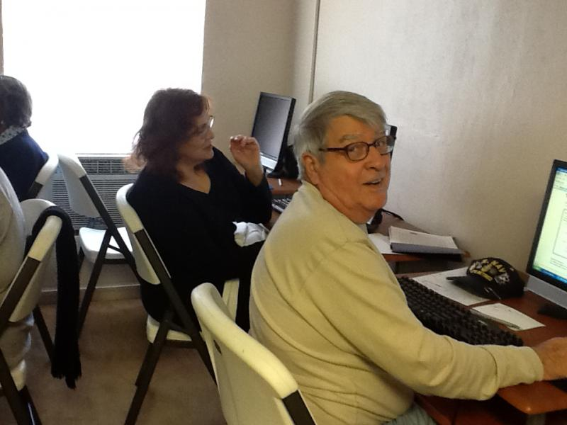CWC Computer Skills Class for Seniors