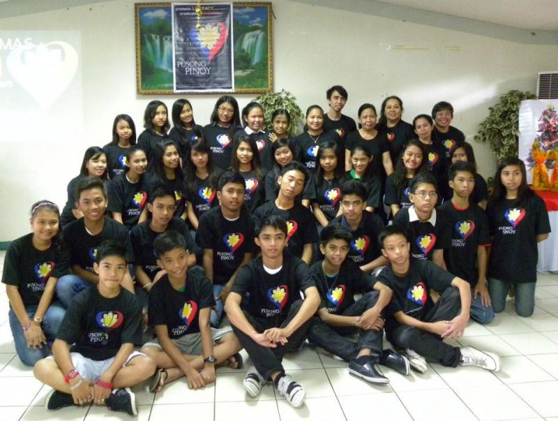 Pusong Pinoy High School Scholars