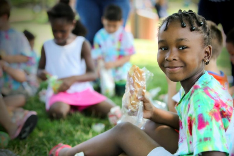 healthy lunches at Piers Park