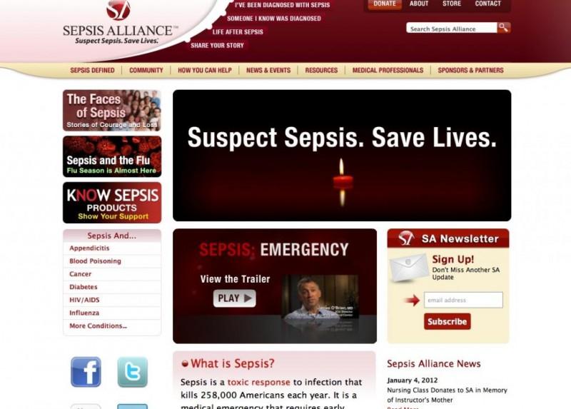 SA website