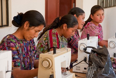 Miracles in Action supports vocational training.