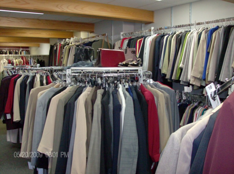 Suits to Self-Sufficiency!