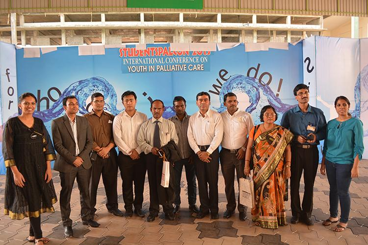 First International Conference on Youth in Palliative Care: StudentsPalCon 2015 in India