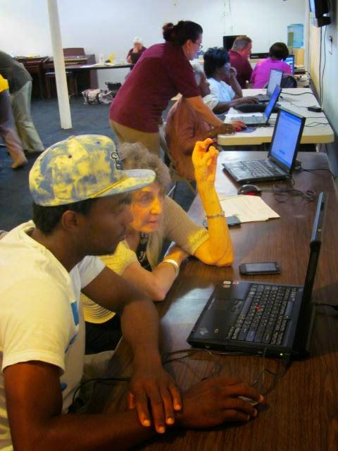 Free Digital Literacy Classes in Urban Core Neighborhoods