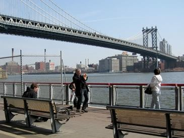 Visit our website to learn about our East River Waterfront Coalition