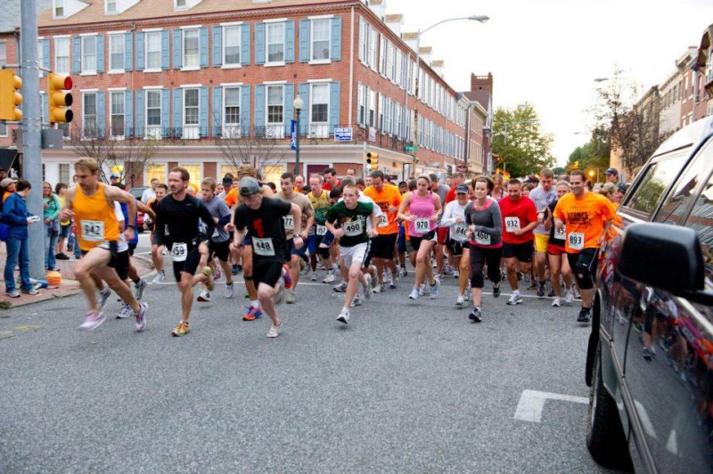 5K in West Chester 2011