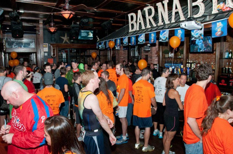 After Party at Barnabys 2011