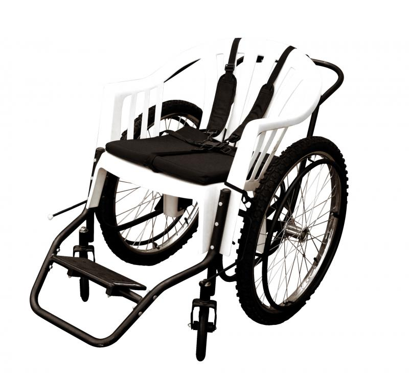 FWM's GEN_1 Wheelchair