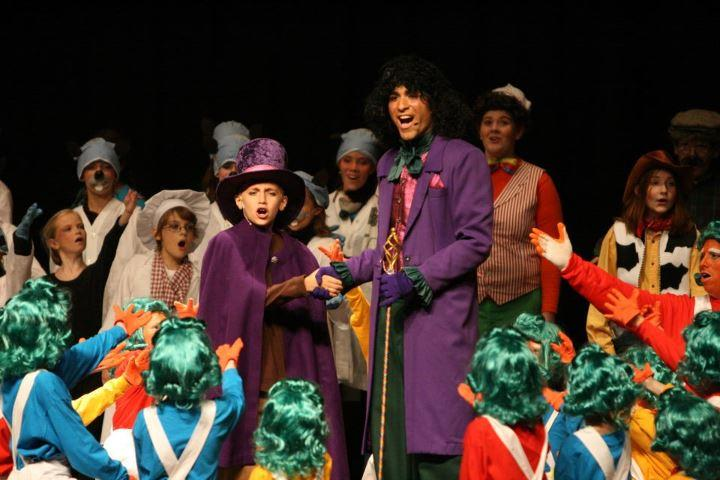 Willy Wonka Jr Aug. 2012