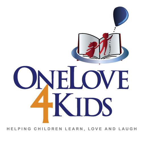 One Love 4 Kids Logo