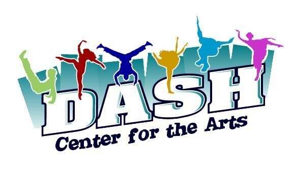D A S H Center for the Arts Logo