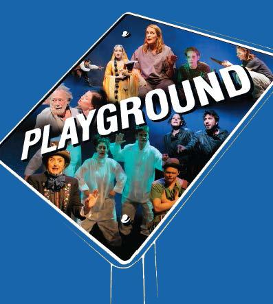 Playground Inc Logo