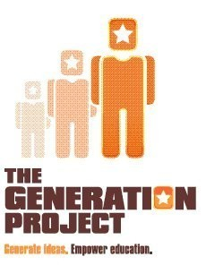 THE GENERATION PROJECT INC Logo