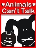 Animals Cant Talk Rescue and Adoption Inc Logo