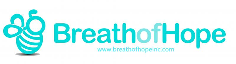 Breath of Hope Inc. Logo