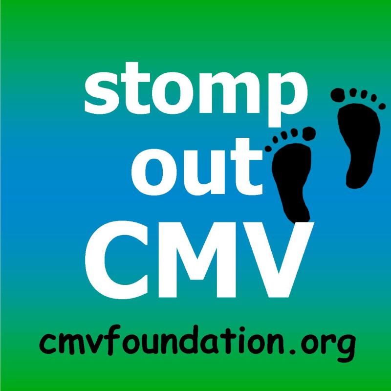 Brendan B. McGinnis Congenital CMV Foundation Logo