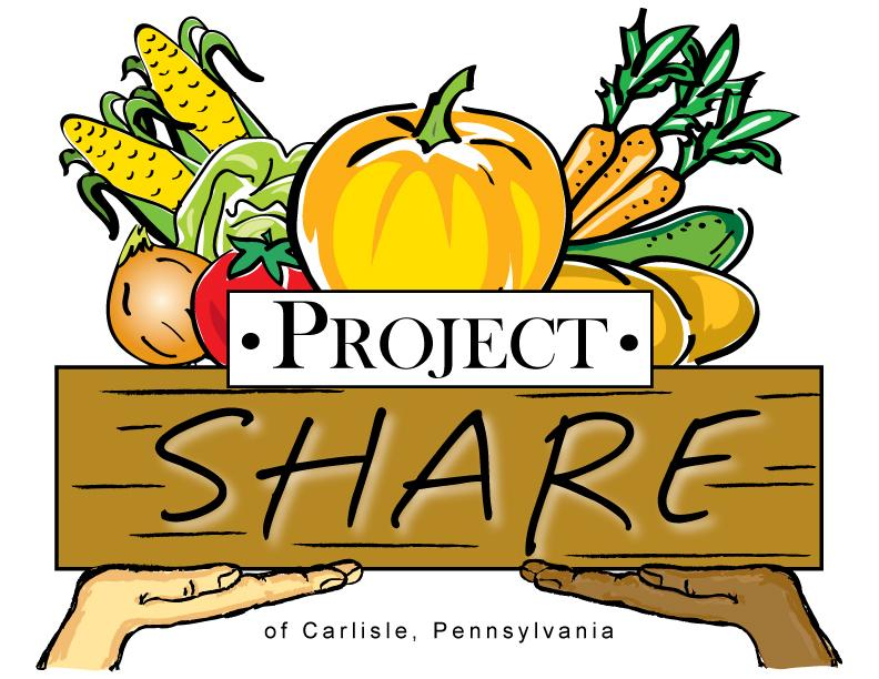 Project SHARE of Carlisle Logo