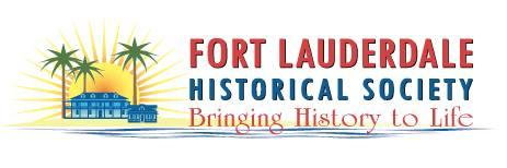 Fort Lauderdale Historical Society Inc Logo