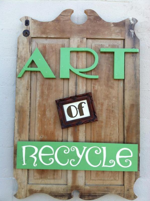 Art of Recycle Logo