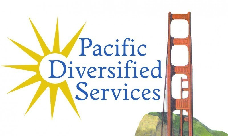 PACIFIC DIVERSIFIED SERVICES INC Logo