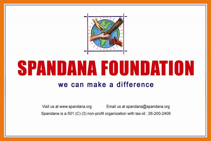 Spandana Foundation Logo