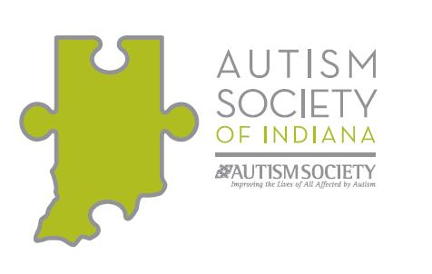 Autism Society of Indiana Logo