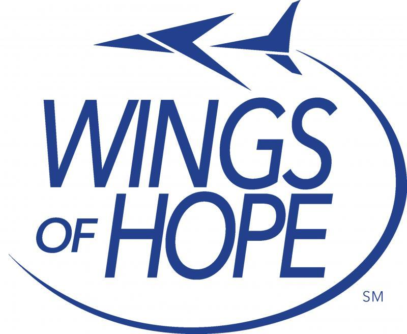 Wings of Hope, Inc. Logo
