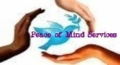 Peace of Mind Services, Inc. Logo