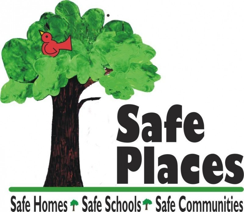 Safe Places Little Rock Logo
