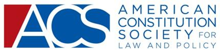 The American Constitution Society for Law and Policy Logo