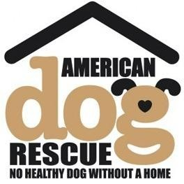 American Dog Rescue Inc Logo