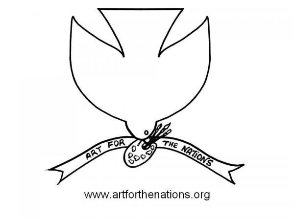 Art For the Nations Logo