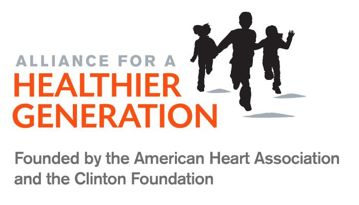 Alliance for a Healthier Generation Inc. Logo