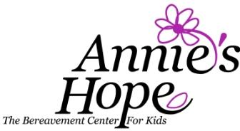 St. Louis Bereavement Center For Young People dba Annie's Hope The Bereavement Center for Kids Logo