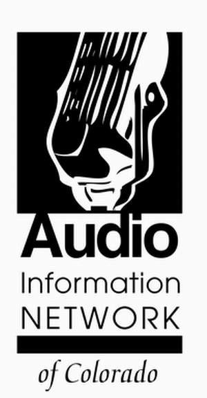 Audio Information Network of Colorado Logo
