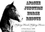 Apache Junction Horse Rescue Corporation Logo