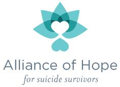 Alliance of Hope for Suicide Loss Survivors Logo