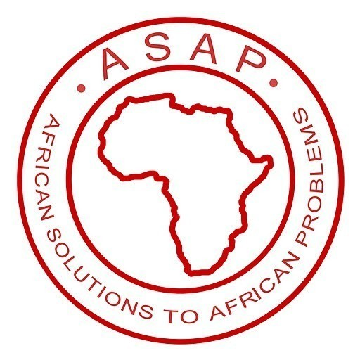 AFRICAN SOLUTIONS TO AFRICAN PROBLEMS Logo