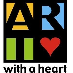 Art With A Heart Logo